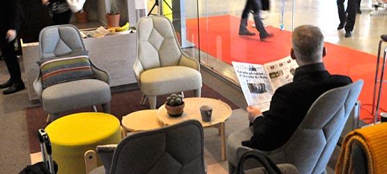 BRA Lounge Malmö Airport