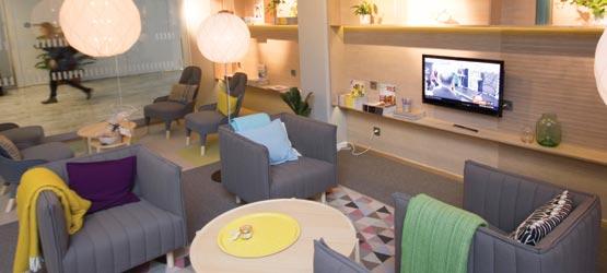 BRA Lounge Göteborg Landvetter Airport